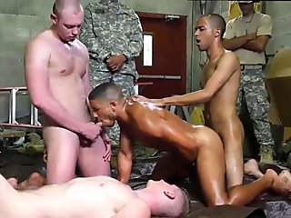 Young boys soldier gay porn This week the studs are hosting a fight