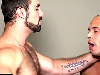 BROMO - Let Me Do The Talking Scene 1 featuring Jaxton Wheeler and Leon Lewis - Trailer preview